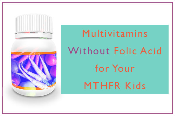 MTHFR Kids Multivitamin