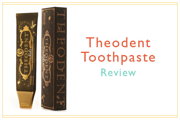 Theodent Kids Toothpaste Review