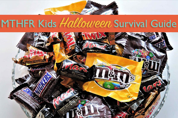MTHFR Kids Halloween Survival Guide