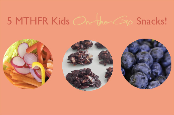 5 MTHFR Kids On-the-Go-Snacks